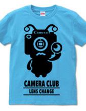 LENS CHANGE CAMERA CLUB