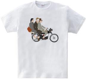 Francis, Peter & Jack