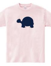 Zooシャツ|もしもし、かめよ