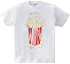 Creepy Popcorns