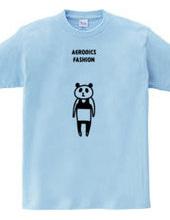 エアロビクス パンダの服装