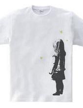 Standing girl_tsb01