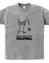 VOLLEYBALL -practice
