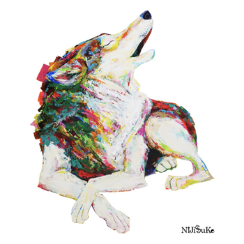 オオカミ T #02