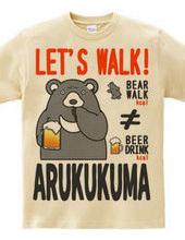 Walking bear!2