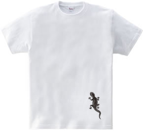 とかげTシャツ