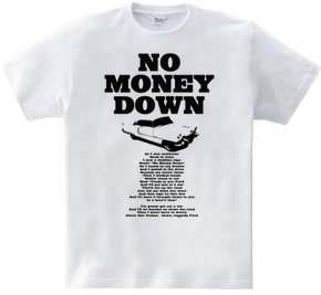 NO MONEY DOWN