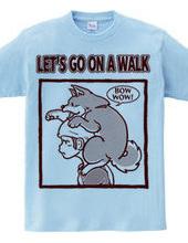 散歩に行こう!