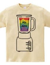 Square mix juice