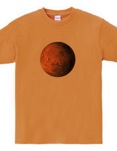 赤い惑星Mars