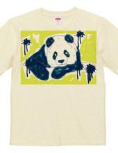 ぱんだTシャツ