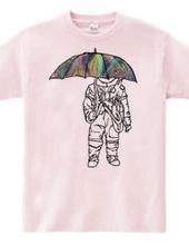 Space umbrella