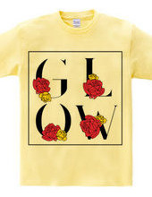 GLOW AND ROSE RED YELLOW