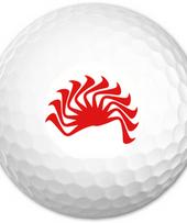 Hiragino Mincho Sunrise logo without usi