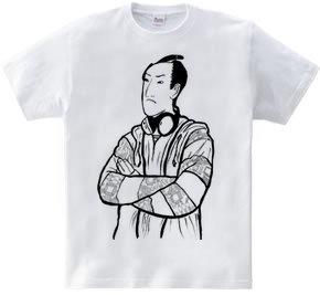 Tokyo Boy(black line)