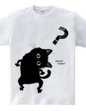 黒猫こっそり