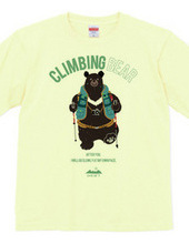 CLIMBING BEAR