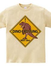 DINO CROSSING