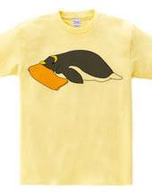 Sleeping Penguin-Kun color