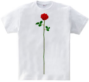 一輪の薔薇