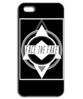 FACE THE FAKE phone