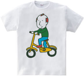 Bicycle Boy