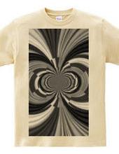 Pleated fractal