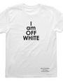 私はオフホワイトです
