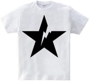 stars and slash