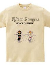 Juugo Ranger (black and white)