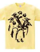 Choo Choo Penguin