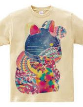 幸せ猫 カラフル version 3