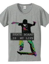 SKATE BOARD IN MY LIFE
