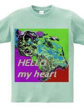 Hallo my heart