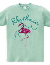 Rhythmic Flamingo