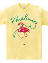 Rhythmic Flamingo