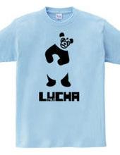 PANDA LUCHADOR