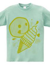 アイスクリーム,ソフトクリーム,食べ物,デザート,お菓子,スウィーツ,ポップ,デ