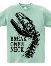 BREAK ONE S NECK