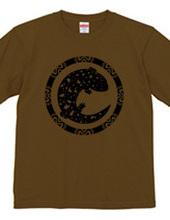 大山椒魚の紋