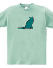 Zoo-Shirt | She always says meow #2