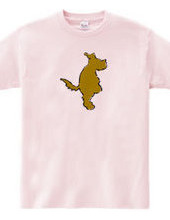 Zoo-Shirt | Standing dog #2