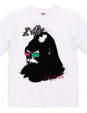 G.G gorilla t-shirt