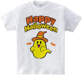 Happy Halloween ghost 03