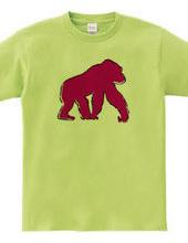 Zoo-Shirt   He is very gorilla  #2
