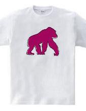 Zooシャツ|ゴリラなのだ #2