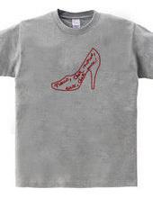 High-heeled shoes # 2