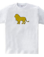Zoo-Shirt | King of beasts, lordly  #2