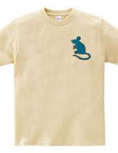 Zooシャツ|ねずみでございマウス  #2