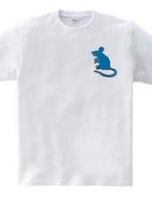 Zooシャツ ねずみでございマウス  #2
